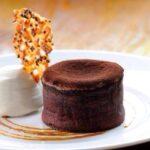 Brambletye - choc pudding