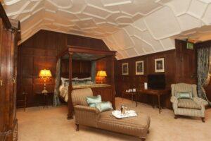 Hever Castle - Bedroom