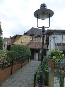 Dunnings Mill - Entrance