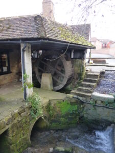 Dunnings Mill - Waterwheel