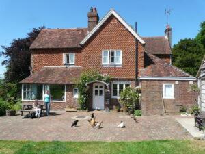 Manor Court Farm - House