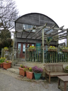 Ashdown Forest Garden Centre - Cafe Outdoors