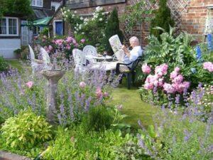 Pilstyes 4 - Garden