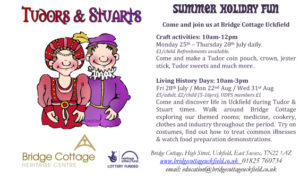 Bridge Cottage - Summer Activities