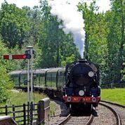Bluebell Railway - Steam Train